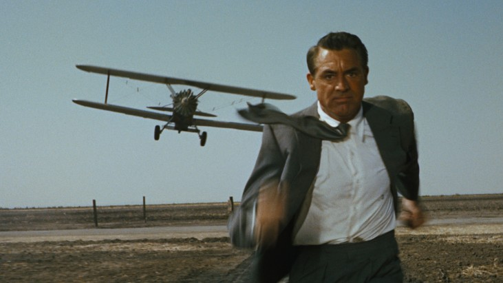 North by Northwest (1959): Öncül Bir Hitchcock Filmi