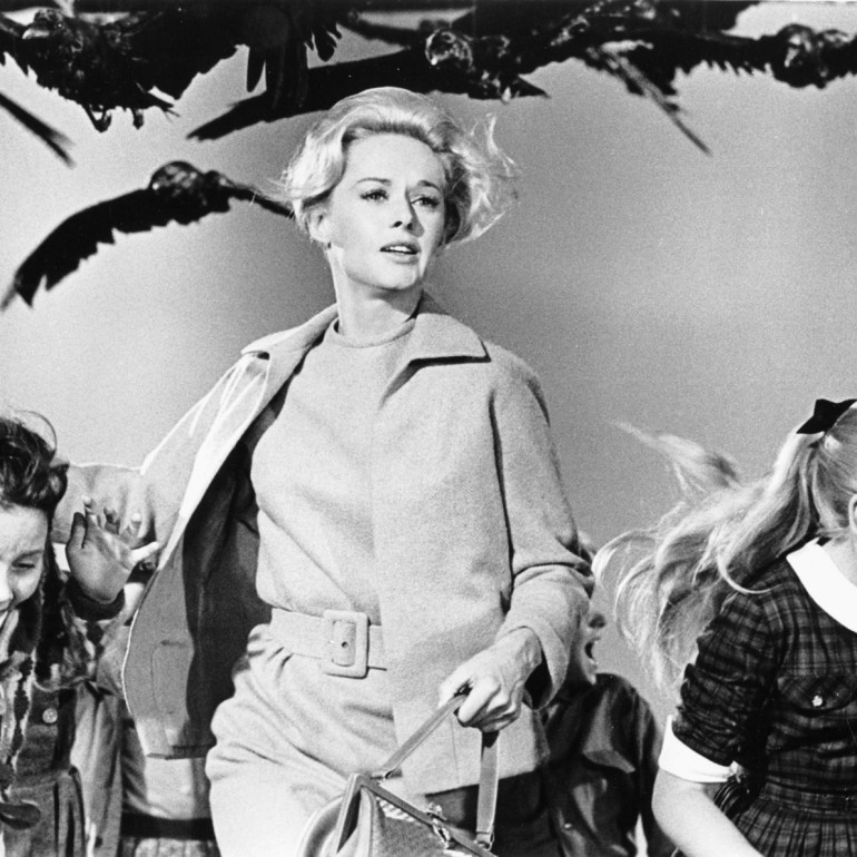 The Birds (1963): Masumiyetin İntikamı