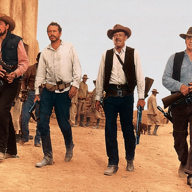The Wild Bunch (1969): Perdeyi Kana Bulayan Bir Western