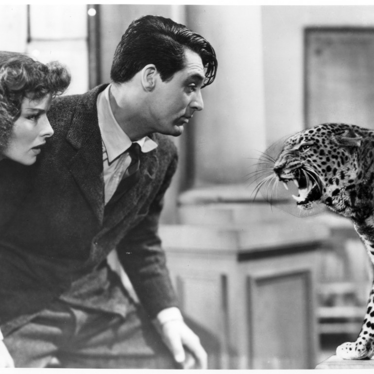 Bringing Up Baby (1938) – Howard Hawks