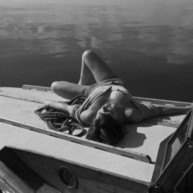 Summer with Monika (1953): Bergman'da İmge Kullanımı