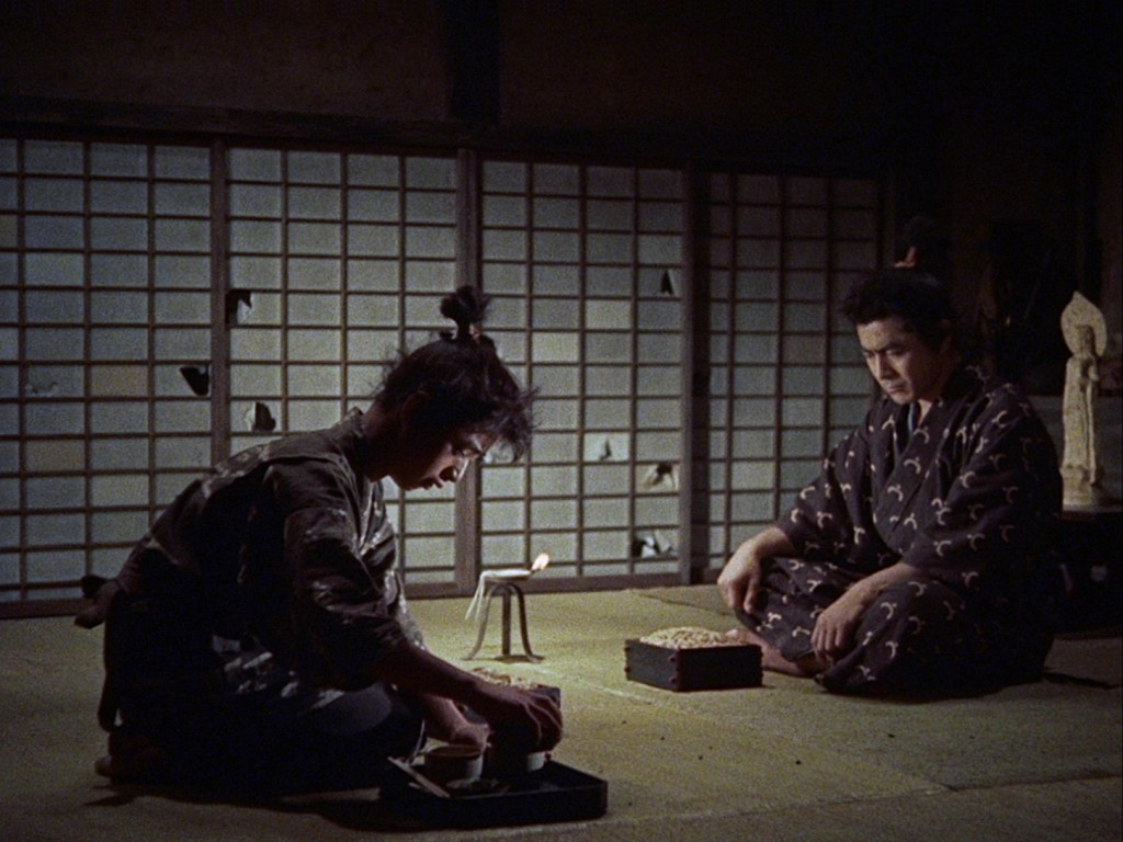 25. The Samurai Trilogy