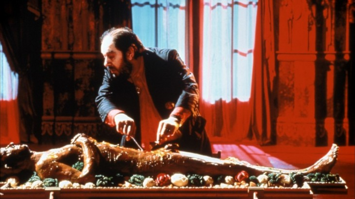 The Cook, The Thief, His Wife & Her Lover (1989): Perdede Maniyerizm Denemesi