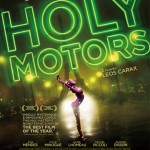 Holy Motors afis