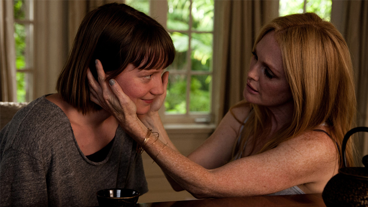 Maps to the Stars Cinerituel