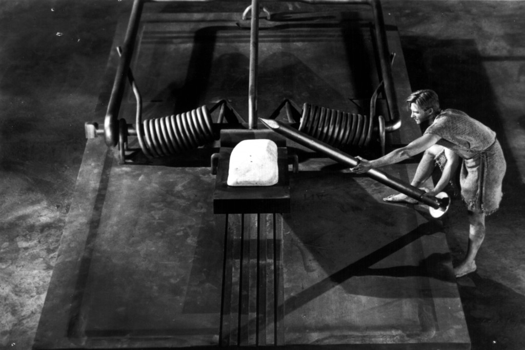 49. The Incredible Shrinking Man