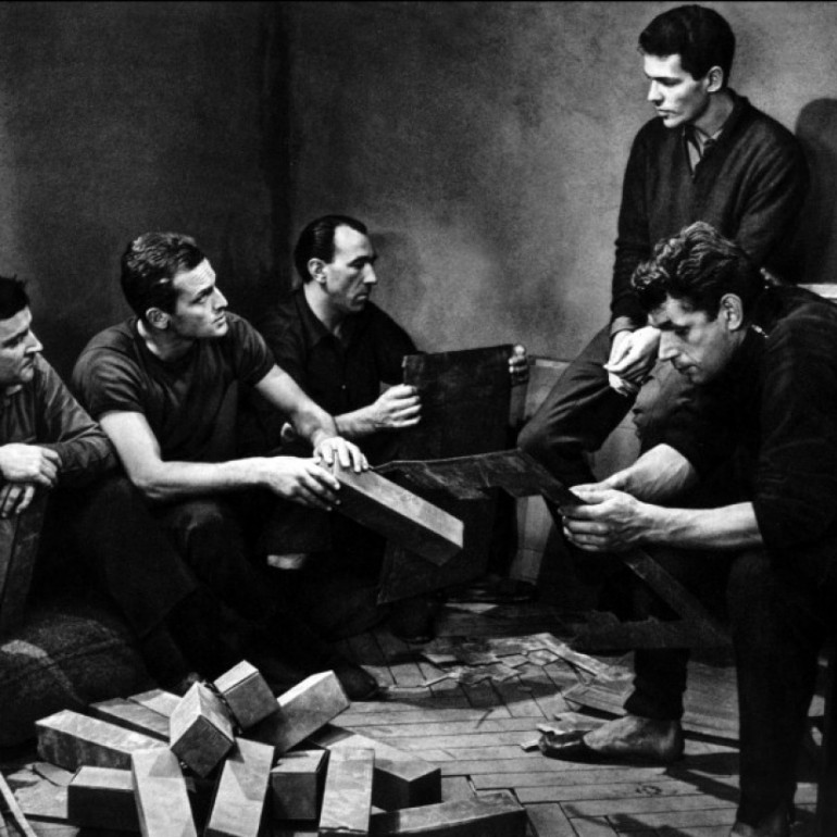 Le Trou / The Hole (1960) – Jacques Becker