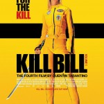 Kill Bill Vol. 1 afis
