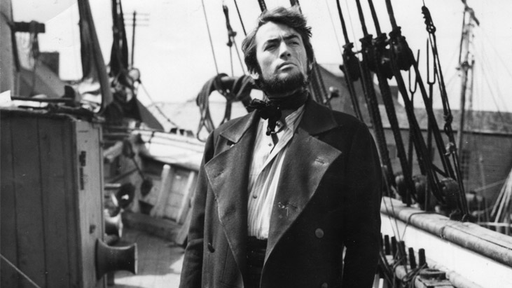 Moby Dick / Deniz Ejderi (1956) – John Huston