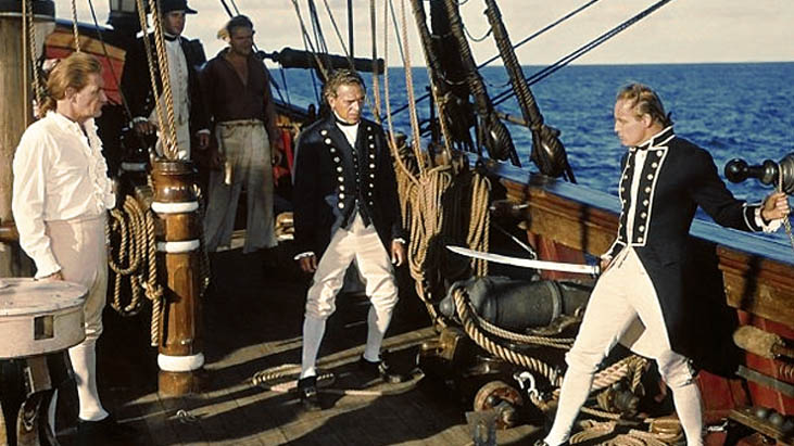 Mutiny On The Bounty / Denizde İsyan (1962) – Lewis Milestone