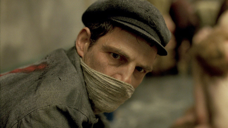 Son of Saul Cinerituel
