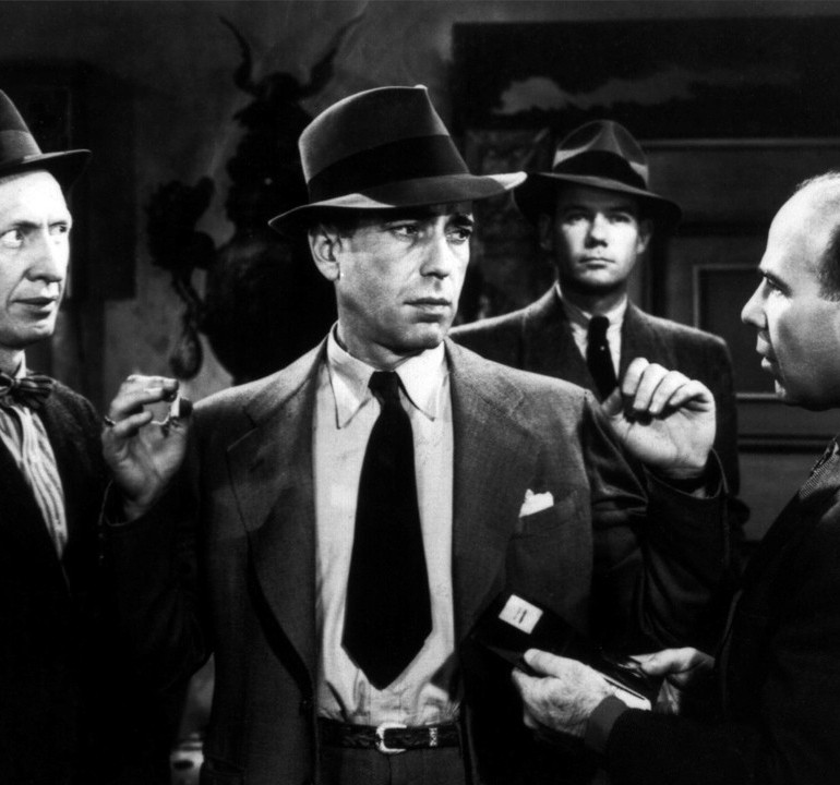 The Big Sleep (1946): Humphrey Bogart'sız Bir Kara Film Düşünülemez
