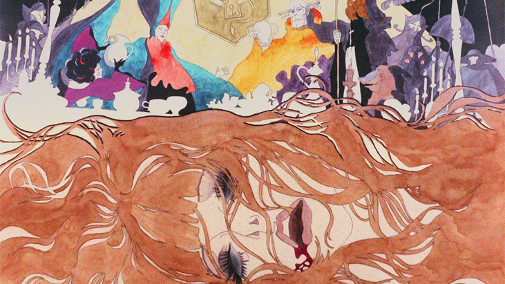Belladonna Of Sadness Cinerituel