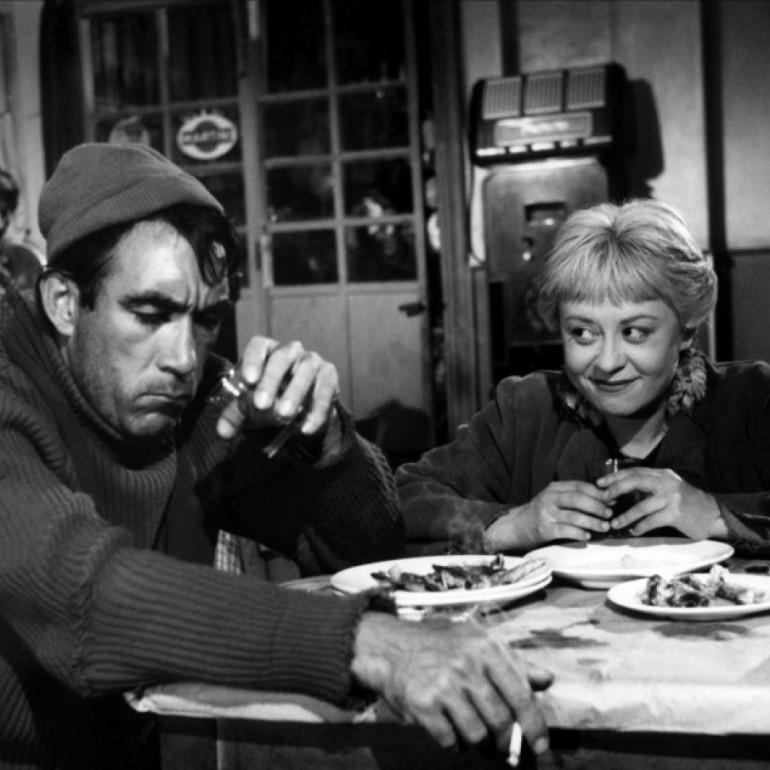 La Strada (1954): Taşı Gediğine Koymak