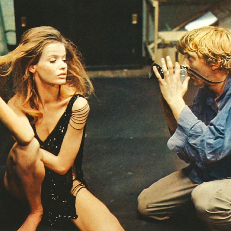 Blow Up (1966): Fotoğraftaki Detay