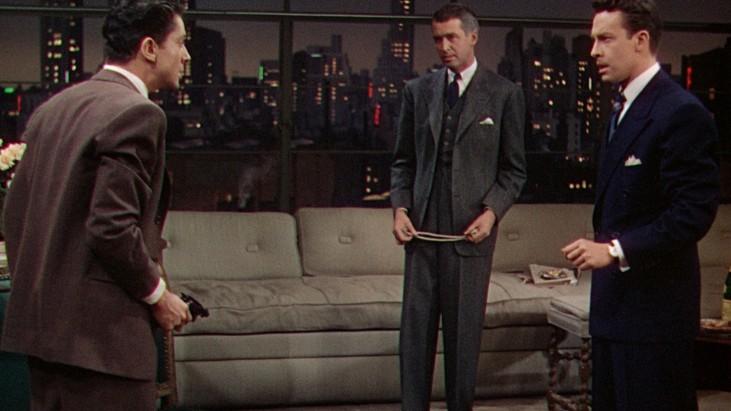 Rope (1948): Düşünce ve Eylemin Tutarsızlığı
