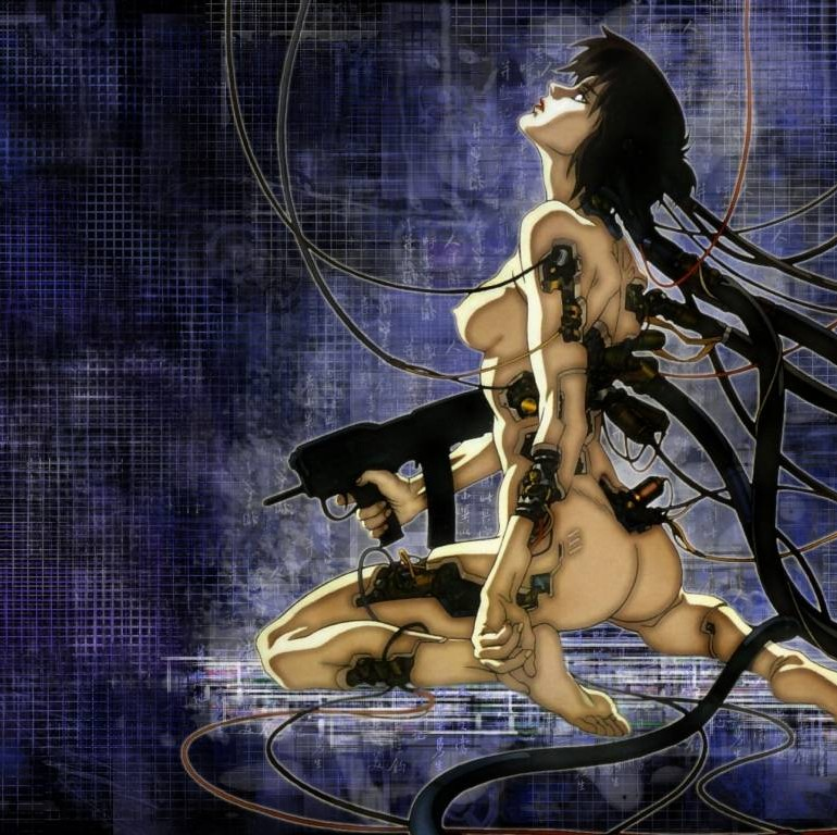 Ghost in the Shell (1995): Kabuk İçindeki Varoluş Çabaları
