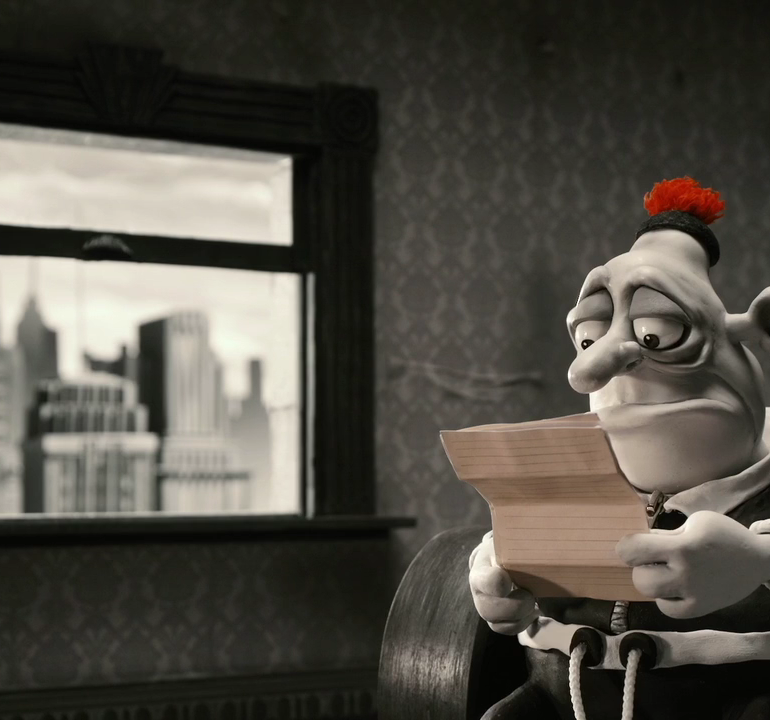 Mary and Max (2009): Mary ve Max'e Mektup