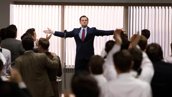 The Wolf of Wall Street (2013): Para Para Para