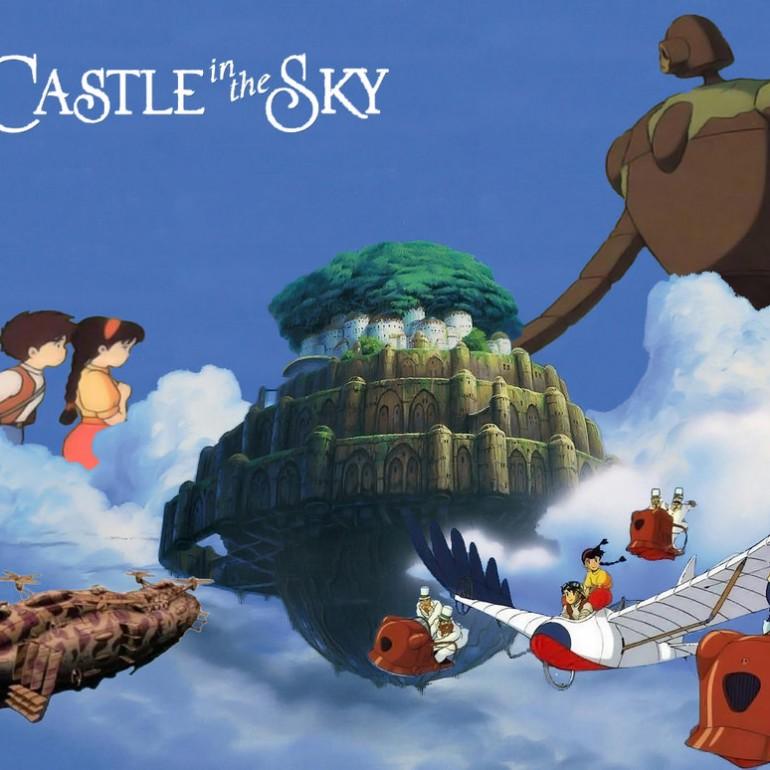 Castle in the Sky (1986): Duyarlılık Önderi Olarak Miyazaki