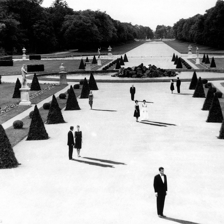 L'Année Dernière à Marienbad / Last Year at Marienbad (1961) – Alain Resnais
