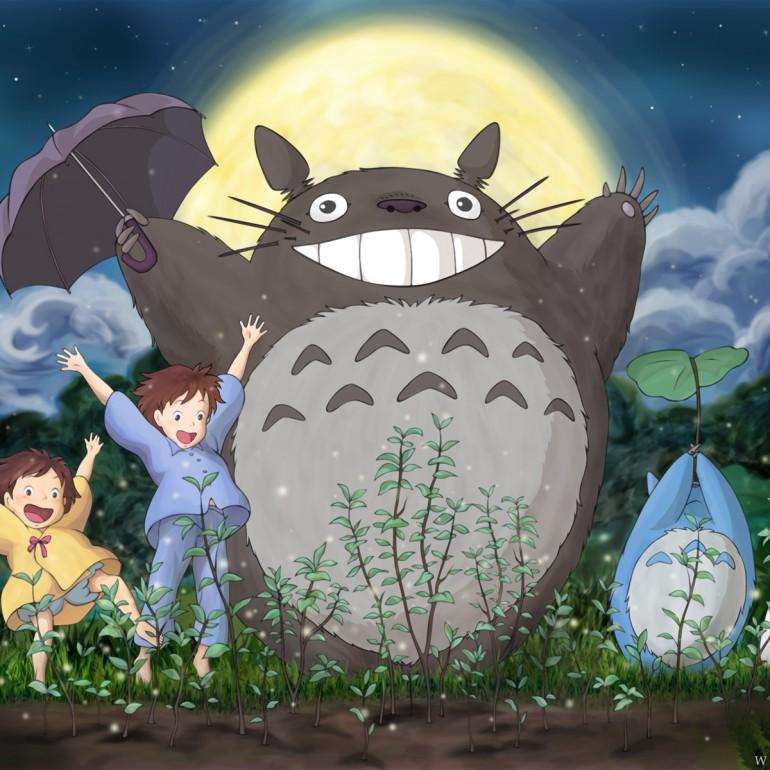 My Neighbor Totoro (1988): Miyazaki Sinemasında Doğa ve Çevre Teması