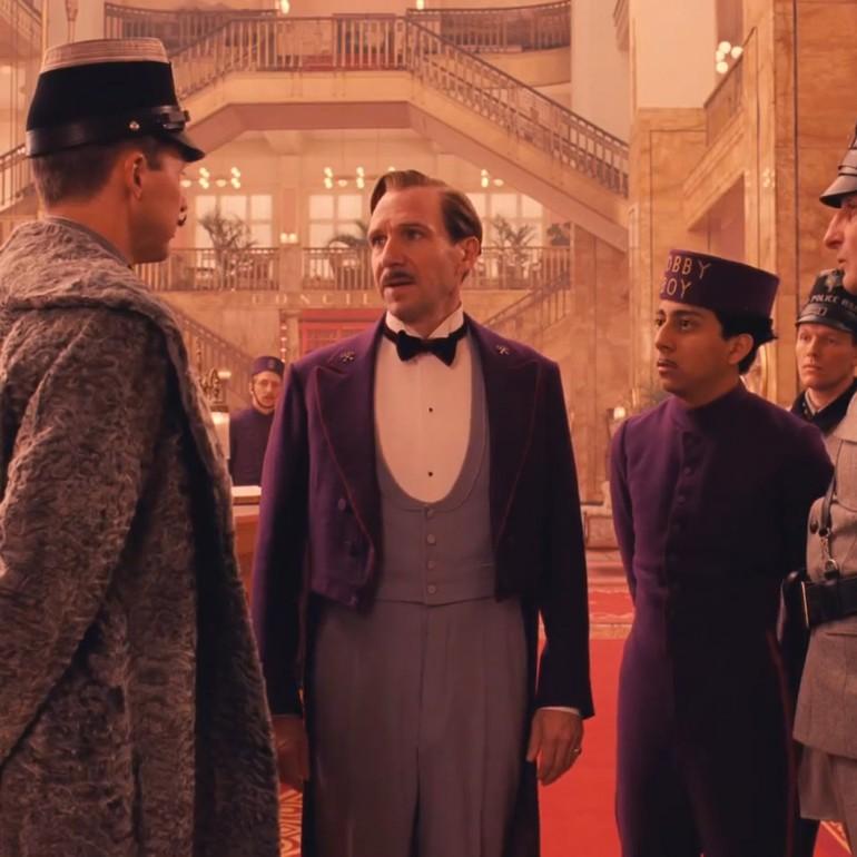 The Grand Budapest Hotel (2014): Bir Parça Tarih İçinde Bütün Bir Avrupa