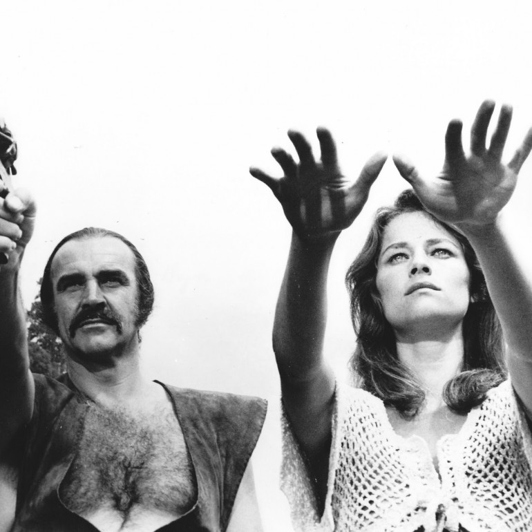 Zardoz (1974): Cennette Mutsuzluk İhtimali