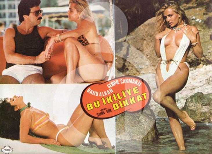 Bu İkiliye Dikkat (1985): Yeşilçam'da Bikinili Filmler Furyası