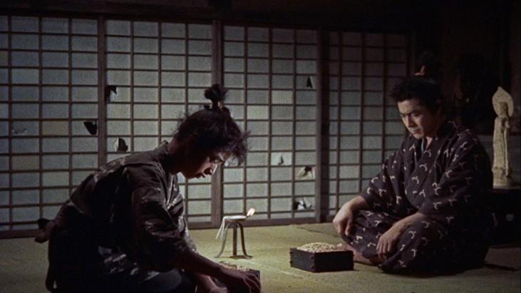 The Samurai Trilogy (1954-1956) – Hiroshi Inagaki