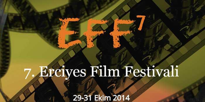 7. Erciyes Film Festivali Başladı