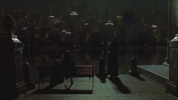Dark City (1998): UFO Misali Bir Kavrama Dönüşen Global Kentin Trajedisi