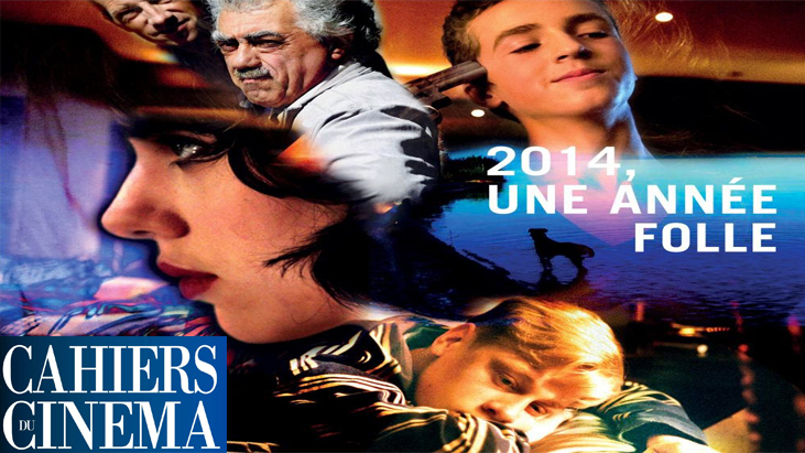 Cahiers du Cinéma 2014'ün En İyi Filmlerini Seçti!