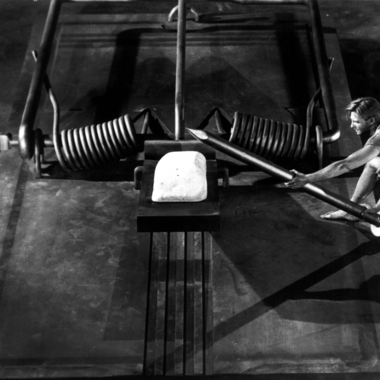 The Incredible Shrinking Man (1957) – Jack Arnold