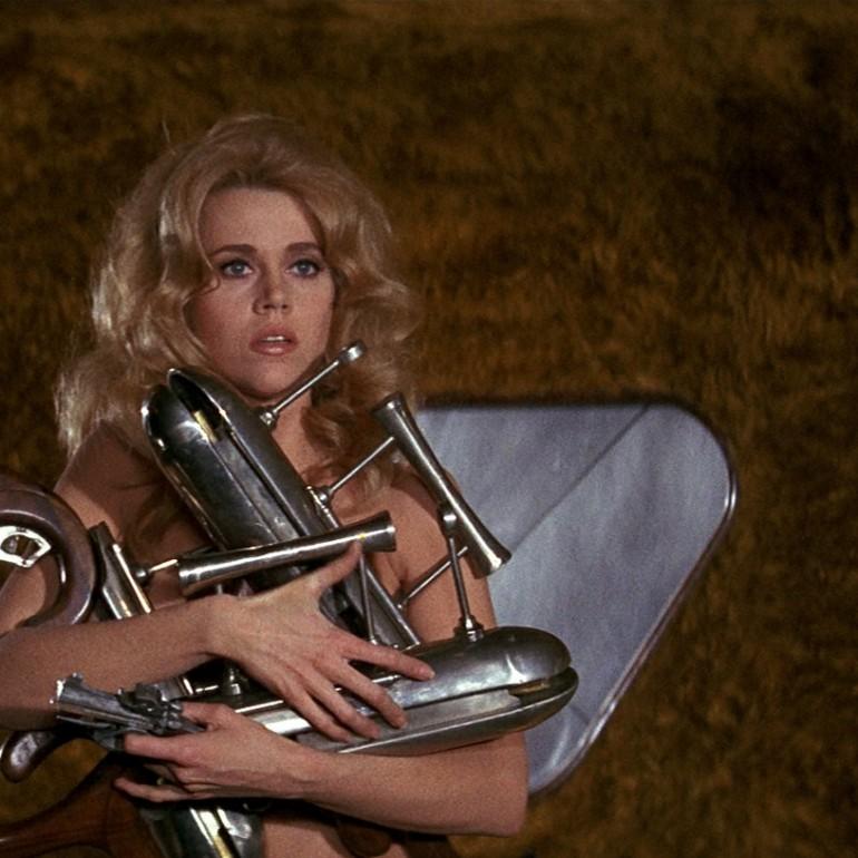 Barbarella (1968): Fantezi Nesnesi Olarak Çizgi Roman