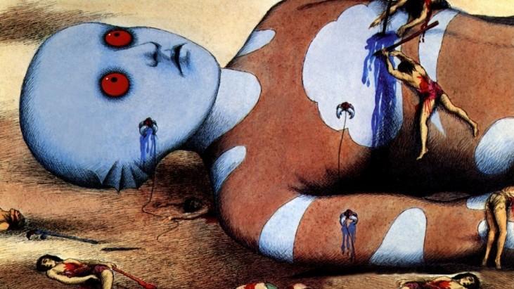 La Planète Sauvage / Fantastic Planet (1973) – René Laloux