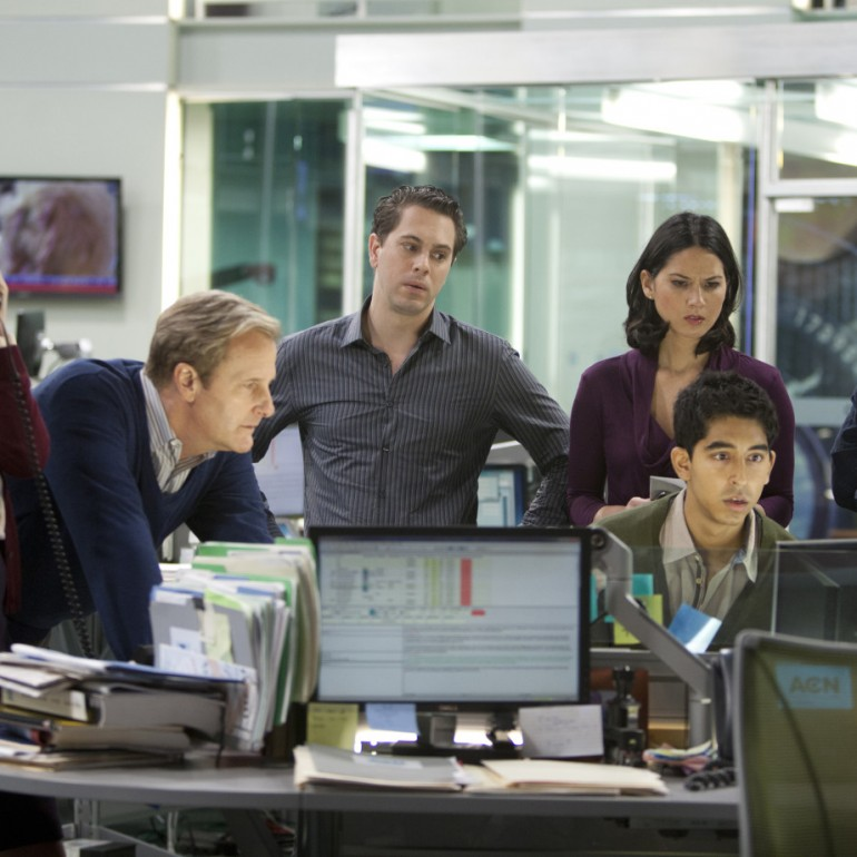 The Newsroom (2012- ): Don Kişot Sendromu
