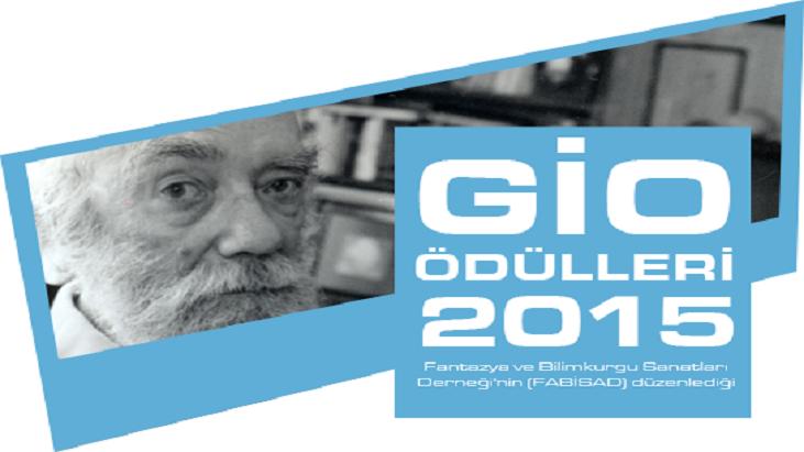 2015 GİO Ödülleri Başvurusu Başladı