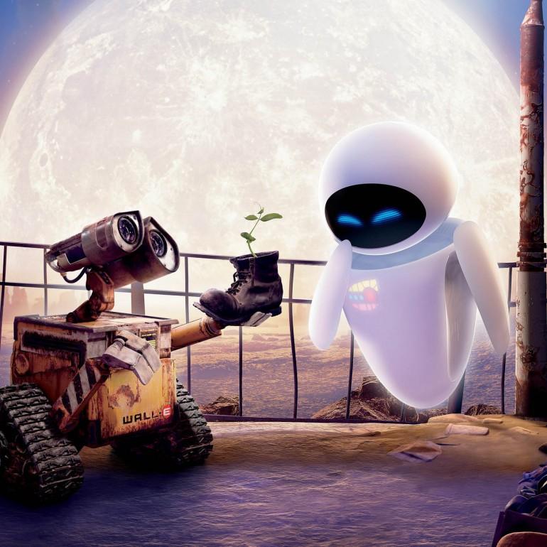 Wall-E (2008): Pixar'dan Sinema Tarihine Saygı Duruşu