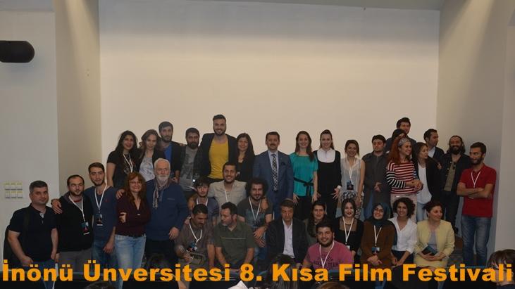 İnönü Üniversitesi 8. Kısa Film Festivali Sonuçları