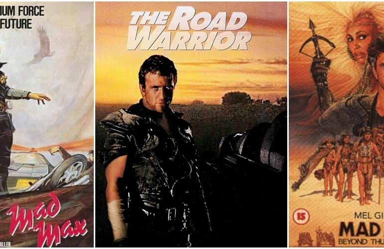 Mad Max (1979-1985): Yolda Olma Üzerine