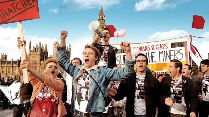 """Pride (2014): """"Öteki"""" ile """"Ötekinin De Ötekisi""""nin Bir Aradalığı"""
