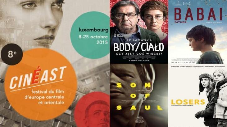 8. CinEast Film Festivali Sona Erdi