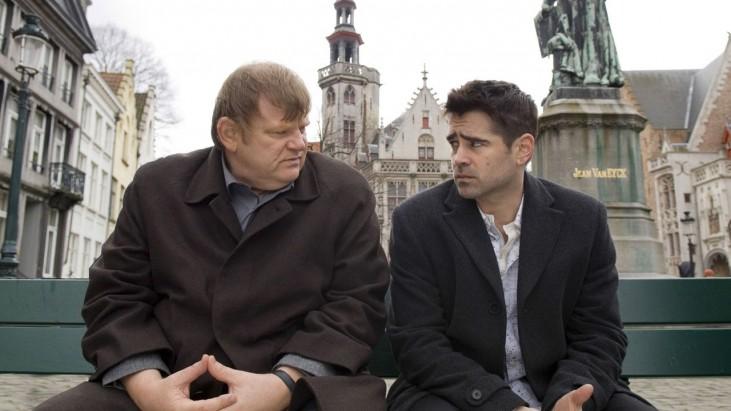 In Bruges (2008): Büyülü Şehirler
