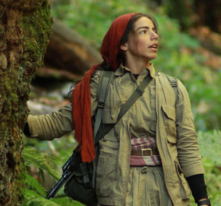 Kurmacada Yeniden Yaratılan Kürt Kadını İmgesi