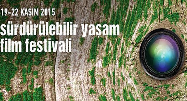 Sürdürülebir Yaşam Film Festivali 19-22 Kasım'da!