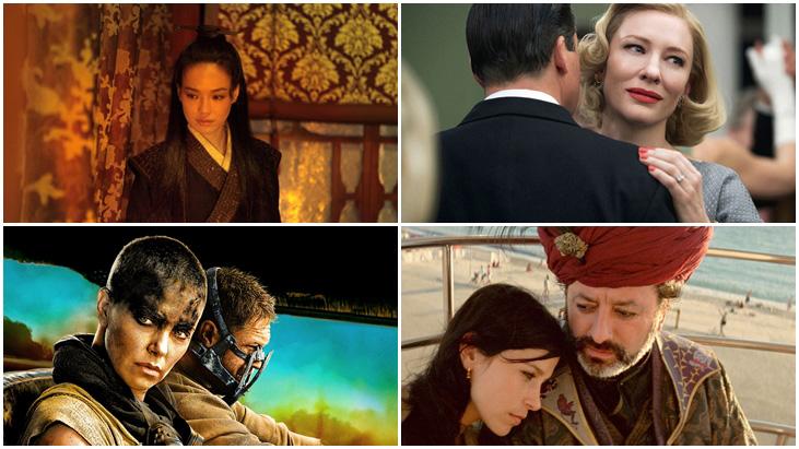 Sight & Sound 2015 Yılının En İyi Filmlerini Açıkladı!