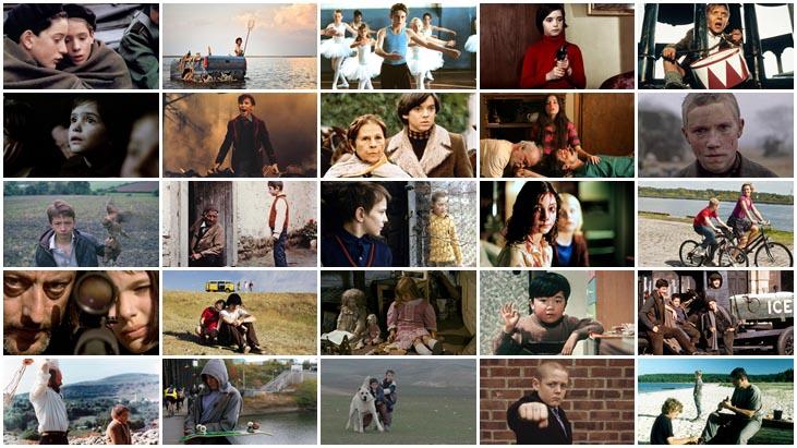 En Özel 50 Çocuk Karakter Filmi