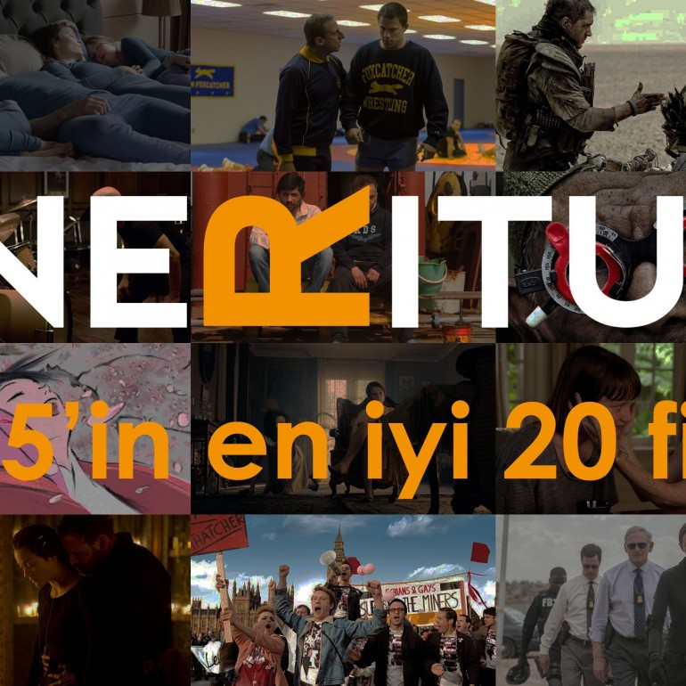 2015 Yılının En İyi 20 Filmi