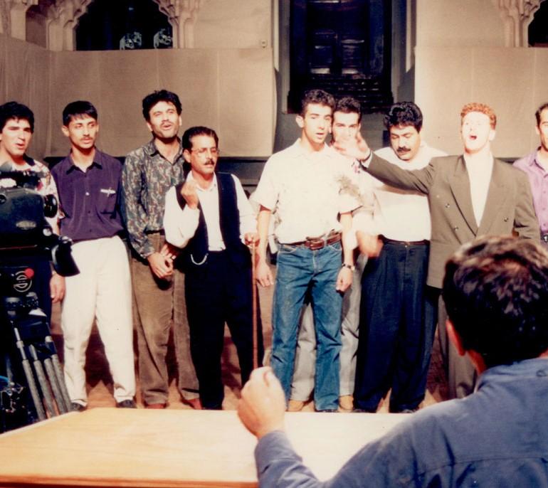 Salaam Cinema (1995) – Muhsin Mahmelbaf